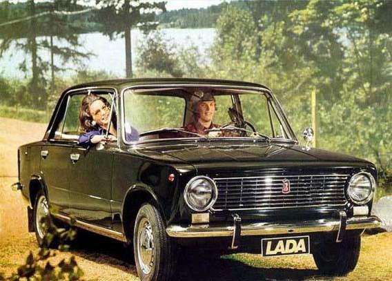 VAZ 2101 1970 foto attēls