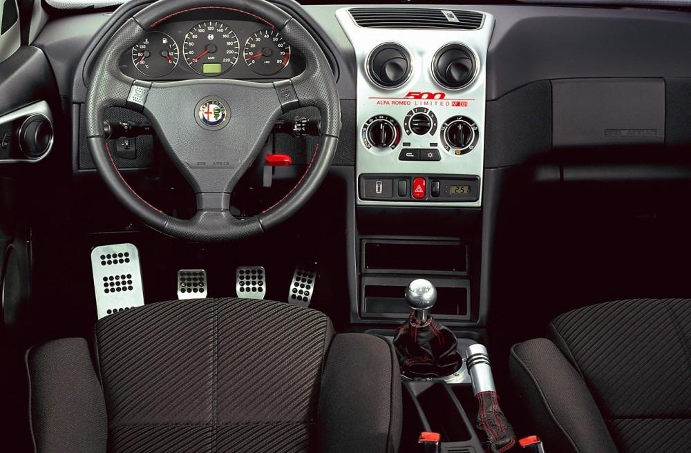 Alfa Romeo 145 3 Door Hatchback 1994 1999 Reviews