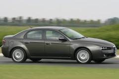 Alfa Romeo 159 sedana foto attēls 1