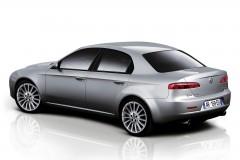Alfa Romeo 159 sedana foto attēls 14
