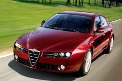 Alfa Romeo 159 sedana foto attēls 15