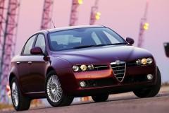 Alfa Romeo 159 sedana foto attēls 19