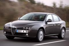 Alfa Romeo 159 sedana foto attēls 2