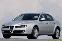 Alfa Romeo 159 sedana foto attēls 3