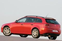 Alfa Romeo 159 universāla foto attēls 14