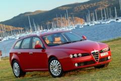 Alfa Romeo 159 universāla foto attēls 17