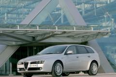 Alfa Romeo 159 universāla foto attēls 19