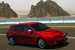 Alfa Romeo 159 universāla foto attēls 10