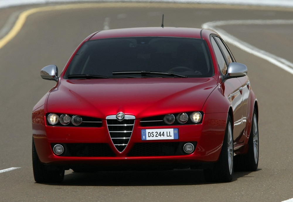 Alfa Romeo 159 2006 foto attēls