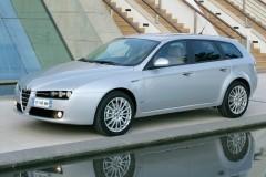 Alfa Romeo 159 universāla foto attēls 5