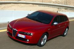 Alfa Romeo 159 universāla foto attēls 20