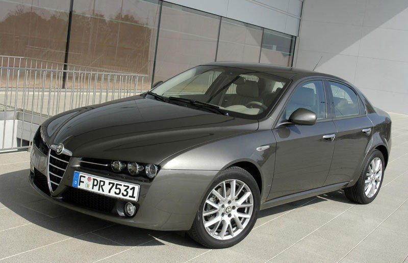 alfa romeo 159 sedan 2008 2012 reviews technical data prices. Black Bedroom Furniture Sets. Home Design Ideas