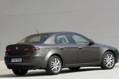 Alfa Romeo 159 sedana foto attēls 4