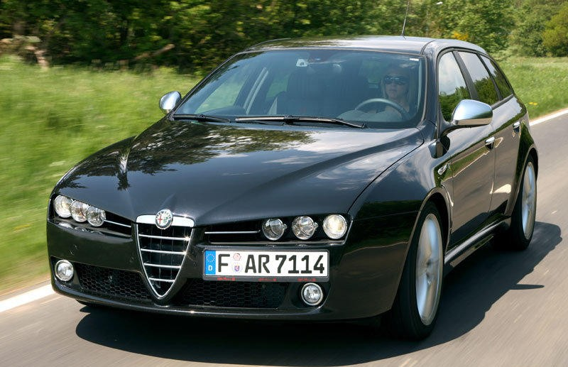 alfa romeo 159 estate car wagon 2008 2012 reviews technical rh auto abc eu alfa romeo 159 user manual english alfa romeo 159 manual book