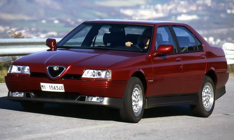 Alfa Romeo 164 1993 foto attēls