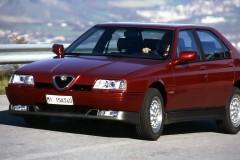 Alfa Romeo 164 sedana foto attēls 12