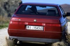 Alfa Romeo 164 sedana foto attēls 11