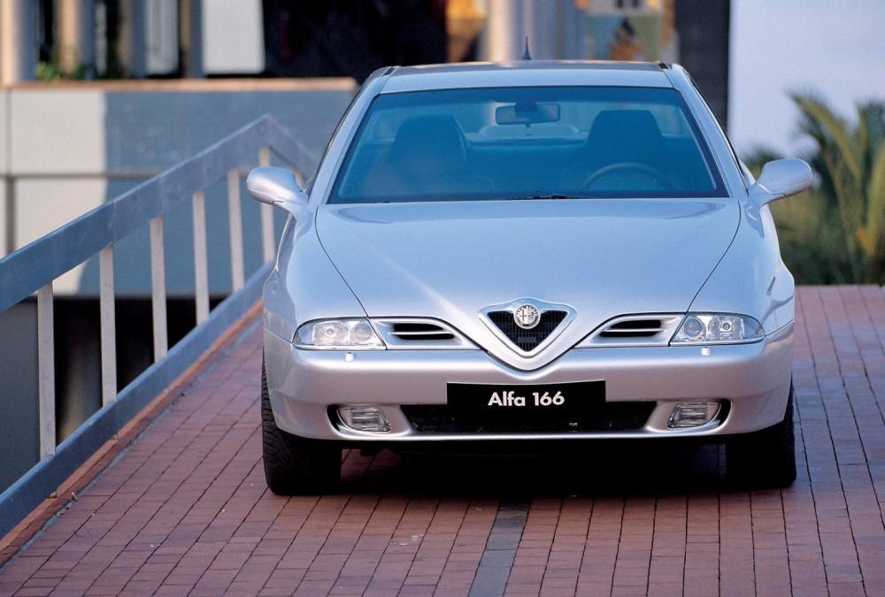 alfa 166 review