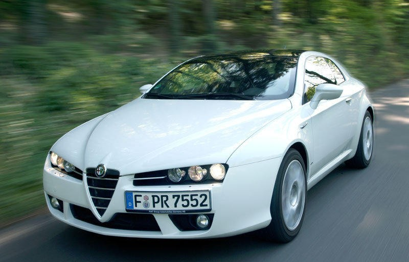 alfa romeo brera coupe 2008 2011 reviews technical data prices. Black Bedroom Furniture Sets. Home Design Ideas