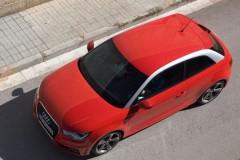 Audi A1 3 durvis hečbeka foto attēls 15