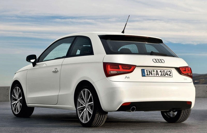audi a1 3 door hatchback 2010 2014 technical data prices. Black Bedroom Furniture Sets. Home Design Ideas