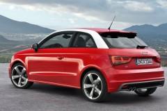 Audi A1 3 durvis hečbeka foto attēls 5