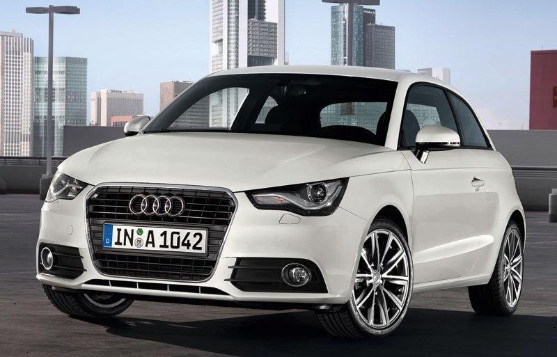 Audi A1 2010 foto attēls