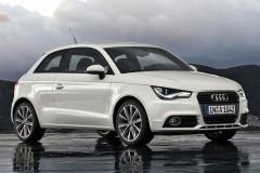 Audi A1 3 durvis hečbeka foto attēls 2
