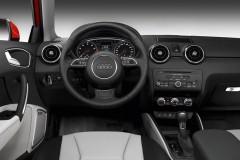 Audi A1 3 durvis hečbeka foto attēls 16