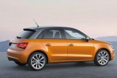 Audi A1 hečbeka foto attēls 1