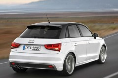 Audi A1 hečbeka foto attēls 13
