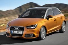 Audi A1 hečbeka foto attēls 14