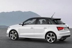 Audi A1 hečbeka foto attēls 16