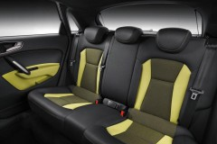 Audi A1 hečbeka foto attēls 17