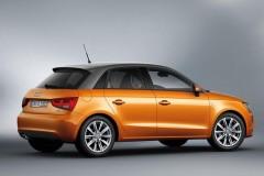 Audi A1 hečbeka foto attēls 18