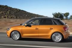 Audi A1 hečbeka foto attēls 19