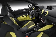 Audi A1 hečbeka foto attēls 10