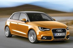 Audi A1 hečbeka foto attēls 4