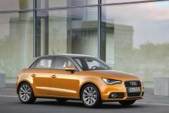 Audi A1 hečbeka foto attēls 5