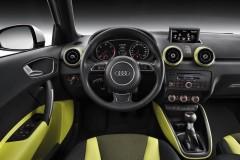 Audi A1 hečbeka foto attēls 6