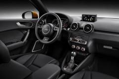 Audi A1 hečbeka foto attēls 8