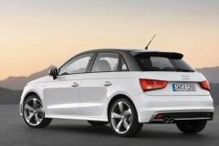 Audi A1 hečbeka foto attēls 20