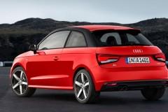 Audi A1 3 durvis hečbeka foto attēls 1