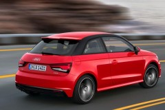 Audi A1 3 durvis hečbeka foto attēls 17