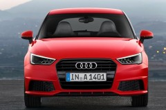 Audi A1 3 durvis hečbeka foto attēls 9