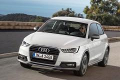 Audi A1 3 durvis hečbeka foto attēls 8