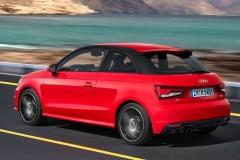 Audi A1 3 durvis hečbeka foto attēls 7