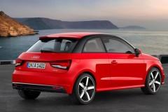 Audi A1 3 durvis hečbeka foto attēls 3