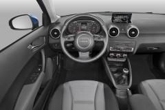Audi A1 hečbeka foto attēls 2