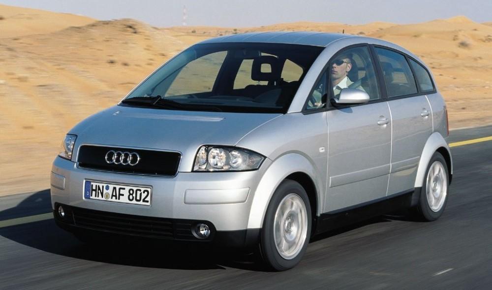 Audi A2 2000 foto attēls